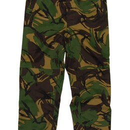 Одежда и обувь - Брюки Мембрана Gore-Tex непромокаемые Британская армия камуфляж DPM новые , 0