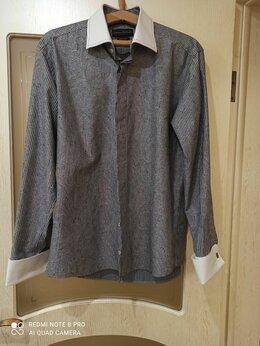 Рубашки - Продам рубашку с рукавом под запонки, 0