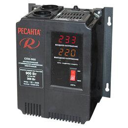 Стабилизаторы напряжения - Стабилизатор напряжения РЕСАНТА СПН-900, 0