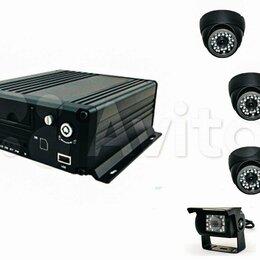 Готовые комплекты - Комплект видеонаблюдения четырехканальный, 0