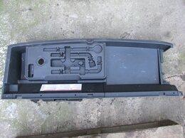 Интерьер  - Вещевой ящик багажного отделения, 0