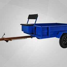 Навесное оборудование - Телега Forza (Форза) - 1 для мотоблока 1 - местная, 0