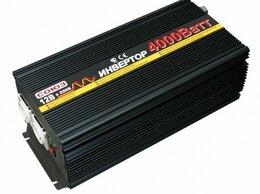 Блоки питания - ИНВЕРТОР (преобразователь DC/AC) СОЮЗ PI-4000 12В, 0