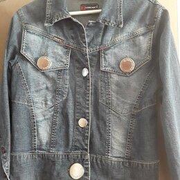Куртки - Джинсовая куртка, 0