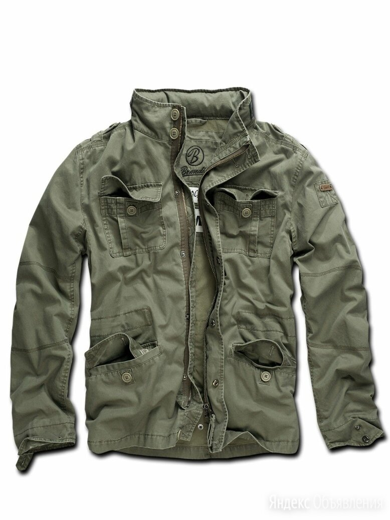 Винтажная куртка britania в стиле М-65 по цене 6000₽ - Куртки, фото 0