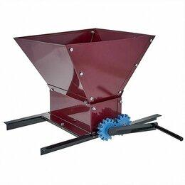 Прочий инвентарь и инструменты - Дробилка для винограда, 0