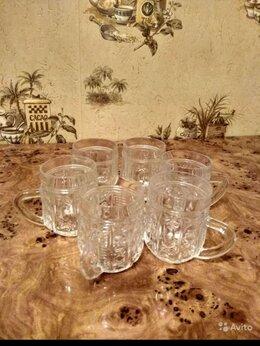 Бокалы и стаканы - стеклянная посуда, 0