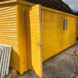 Готовые строения - Вагончик деревянный новый 6х2.30 А-172, 0