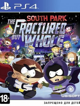 Игры для приставок и ПК - Видеоигра South Park: The Fractured but Whole.…, 0
