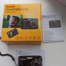 Фотоаппараты - Kodak PIXPRO FZ43 16 MP , 0