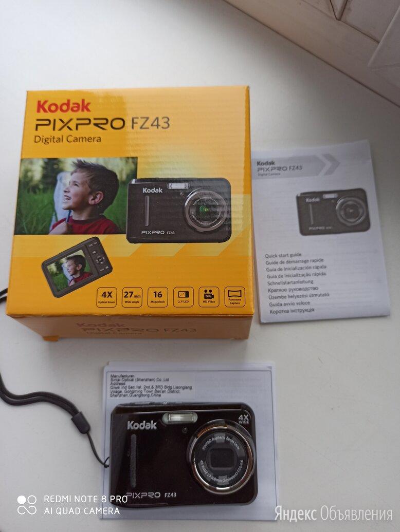 Kodak PIXPRO FZ43 16 MP  по цене 1200₽ - Фотоаппараты, фото 0