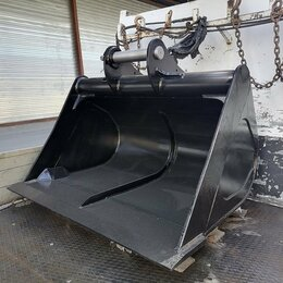Спецтехника и навесное оборудование - Планировочный ковш на экскаватор 14 - 50 тонн, 0
