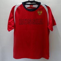 Футболки и майки - Футболка мужская Russia, 0