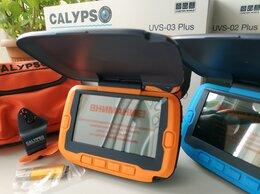 Эхолоты и комплектующие - Камера для рыбалки Калипсо Плюс 2021, 0