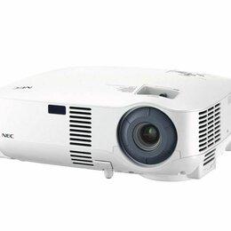Проекторы - Портативный видеопроектор NEC VT491, 0