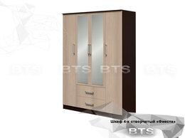 """Шкафы, стенки, гарнитуры - """"Фиеста"""" Шкаф 4-х ств., 0"""