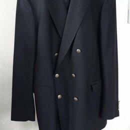 Пиджаки - Пиджак блейзер 60 размера Eduard Dressler, 0
