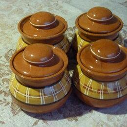 Посуда для выпечки и запекания - Горшочки, 0