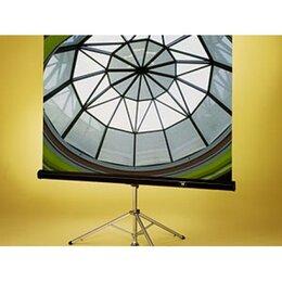 Развлекательное оборудование - Аренда проектора и экрана, 0