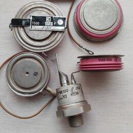 Производственно-техническое оборудование - силовые тиристоры т500, 0