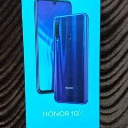 Мобильные телефоны - Новый смартфон Honor 10i 6/128 Гб, 0