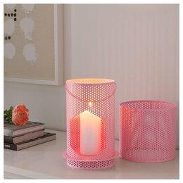 Ночники и декоративные светильники - Новый фонарь для свечи Бегерска Икеа, 0