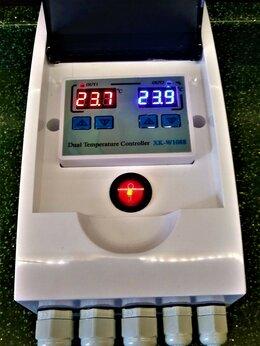 Грили, мангалы, коптильни - Терморегулятор программируемый 2 канала -50+120 гр, 0