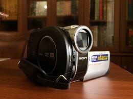 Видеокамеры - Видеокамера sony handycam DCR-DVD810E, 0