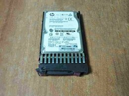 """Внутренние жесткие диски - Жесткий диск 2.5"""" 450Gb SAS, 0"""