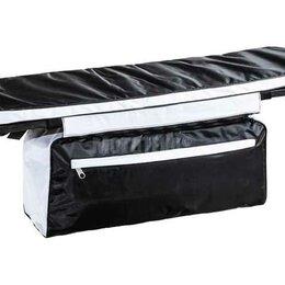 Аксессуары для колясок и автокресел - Комплект мягких накладок на сиденье с сумкой 86 см, 0