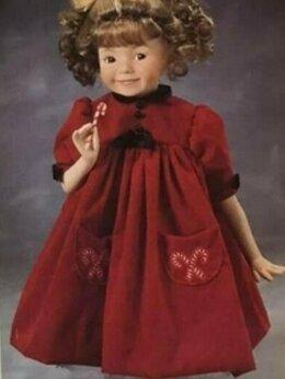 Куклы и пупсы - Фарфоровая кукла винтажная Дианна Эффнер, 0