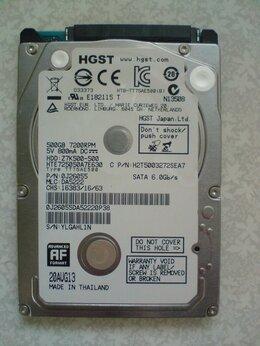Внутренние жесткие диски - Hgst 500gb жесткий диск, 0