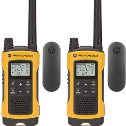 Рации - Радиостанции Motorola Talkabout T402 (2шт), 0