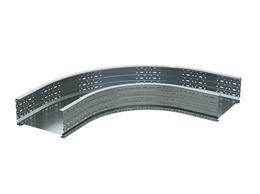 Кабеленесущие системы - DKC Угол листовой 90 градусов 80x300, 0