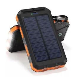 Универсальные внешние аккумуляторы - Внешний аккумулятор на солнечных батареях Solar Charger 10000 mah  999786, 0