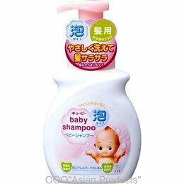 Шампуни - Шампунь детский «КЬЮПИ»350мл.бут Япония, 0