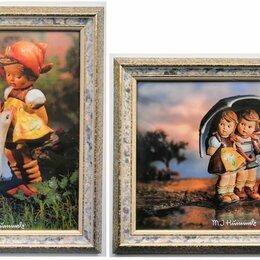 Картины, постеры, гобелены, панно - Картина Постер M.J.Hummel Германия, 0