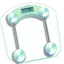 Напольные весы - Весы напольные электронные с ЖК-дисплеем, 0