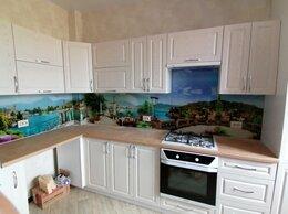 Комплектующие - Кухонные фартуки из стекла., 0