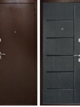 Входные двери - Дверь металлическая Стандарт-4, 0