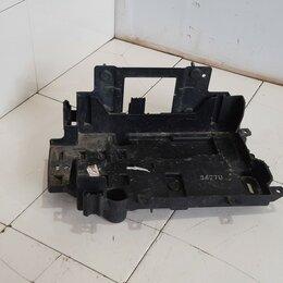 Аккумуляторы - Площадка под аккумулятор (Opel Mokka), 0