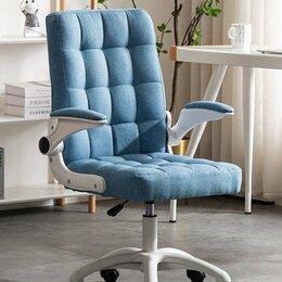 Компьютерные кресла - Компьютерное кресло из ткани, 0