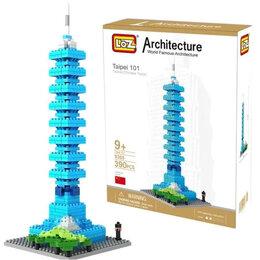 Сборные модели - Конструктор Loz Architecture 101 9365 (Тайбэй), 0