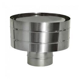 Дымоходы - УМК Зонт с дефлектором, ф 115, AISI 439/0,5мм,…, 0