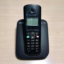 Радиотелефоны - Радио телефон Siemens Gigaset A580📱, 0