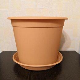 Аксессуары и средства для ухода за растениями - Горшок для цветов (13 литров) , 0