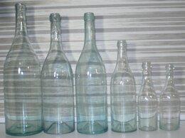 Этикетки, бутылки и пробки - Старинные бутылки разные, 0