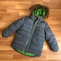 Куртки и пуховики - Зимняя куртка Outventure на мальчика р110-116, 0