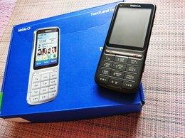 Мобильные телефоны - Nokia C3-01 Touch and Type Grey РосТест, 0