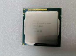 Процессоры (CPU) - Intel core i5-3470t, 0